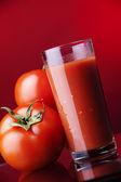 Healthy organic food — Stock Photo