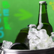 Ice Cold Beer — Stock Photo
