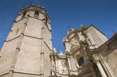 Cathedrale of valencia — Stock Photo
