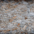 Weathered old Siding — Stock Photo