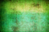 Grunge abstract green background — Stock Photo