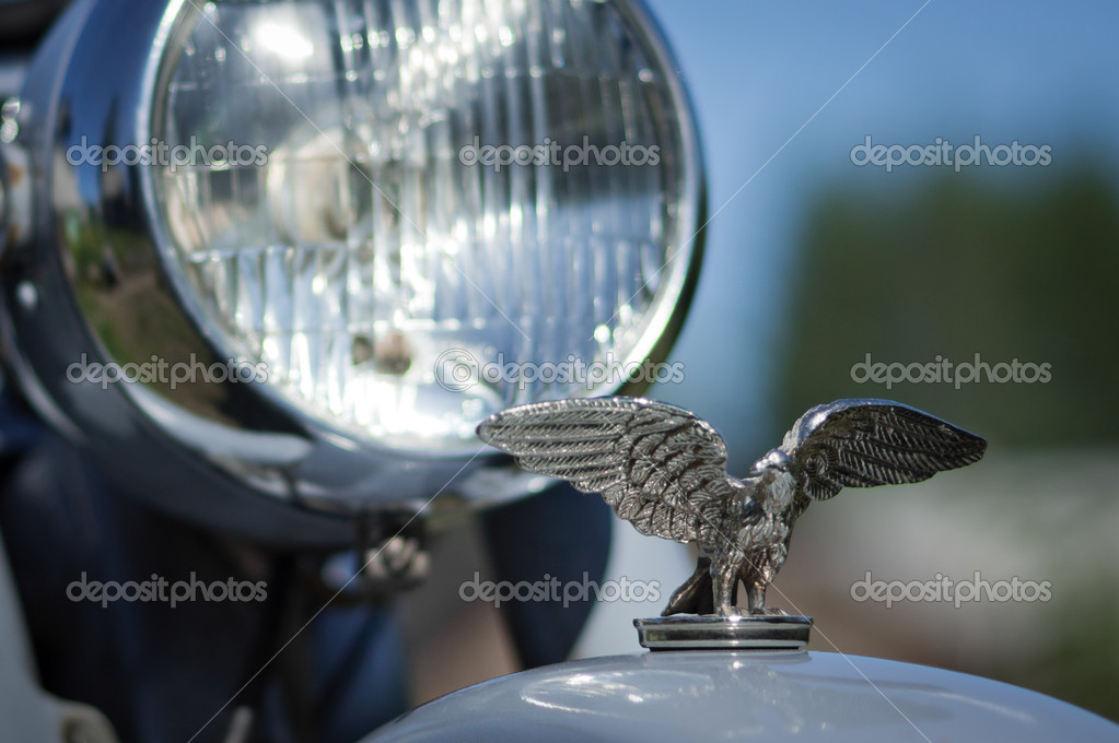 Motorcycle — Stock Photo #10252625