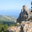 Aj-Petri, Crimea, Ukraine - Stock Photo