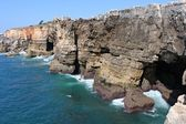 Coast of Cascais, Portugal — Stock Photo