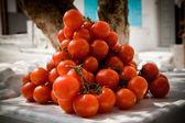 Cherry tomatoes — ストック写真