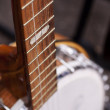 Stock Photo: Vintage banjo