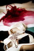 婚礼准备 — 图库照片