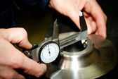 High precision measurement tool — Stock Photo