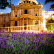 St Paul's in the spring — Stock Photo