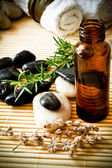 Aromatherapy oil — Stock Photo