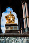 Albert Memorial, Kensington, London — Stock Photo