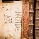 Постер, плакат: Manuscripts in Latin