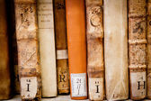 Old manuscripts — Stock Photo