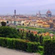 Florence city center. — Stock Photo