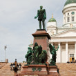 Monument in Helsinki — Stock Photo #10544181