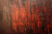 Old lacquered wood — Stock Photo