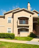 Condominium home — Stock Photo