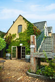 Old winery house — Stock Photo