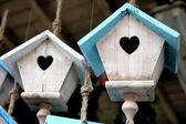 Birdhouses — Stock Photo