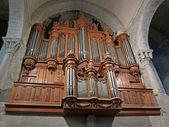 Pipe Organ — Stock Photo