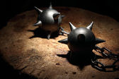 Medieval weapon — Stock Photo