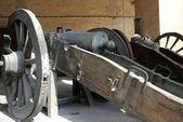Cannon in Les Invalides - Paris — Stock Photo