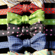 bow ties — Stock Photo