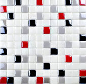 Mosaic,texture, ceramic — Stock Photo