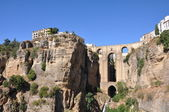 Bridge Ronda Andalucia — Stock Photo