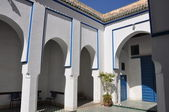 Marrakesh Bahia Palace — Stock Photo