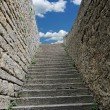 San Marino, Stairway to Heaven — Stock Photo