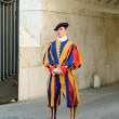 Swiss Guard - Stock Photo