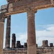Stock Photo: Temple of Apollo in Pompeii