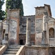 Stock Photo: Ruins Temple in Pompeii