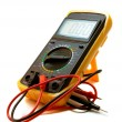 Digital Multimeter — 图库照片
