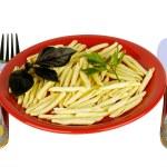 Italy Pasta — Stock Photo #10276695