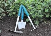 Garden Tools — Stock Photo