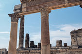 Temple of Apollo in Pompeii — Stock Photo