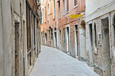 Old Street in Venice — Stock Photo
