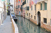 A Canal in Venice — Stock Photo