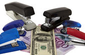 Strengthening Of Currency — Stock Photo