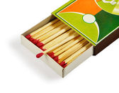 Matchbox — Stock Photo