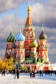 St. Basil Cathedral_3 — Stockfoto