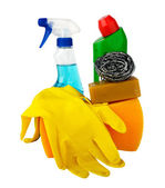 Cleaning Kit — Stock Photo