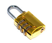 Numerical Padlock — Stock Photo
