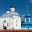 Old Russiorthodox church in Starodub Russia — Stock Photo #10394544
