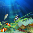 Tropical Fish — Foto Stock #10567413