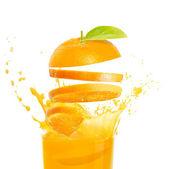 Jus d'orange — Photo