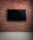 TV in the room — Stock Photo