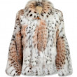 Fur coat — Stockfoto